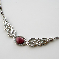 Knotwork Necklace